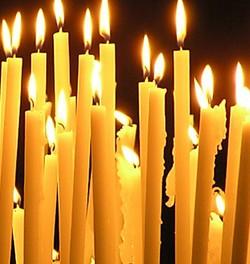 Kapų žvakės